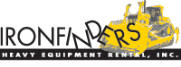Ironfinders Rental